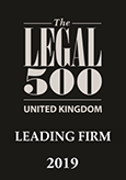 Legal 500 Employment Lawyer